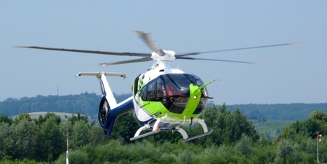 Airbus Helicopters Unveils Bluecopter Demonstrator | Aerospace industry watch - Paris Air Show | Scoop.it