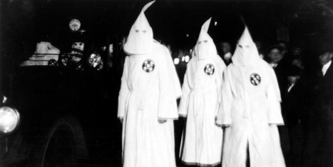 #KKK Was Terrorizing America Decades Before Islamic State Appeared #racism white #fascism | USA the second nazi empire | Scoop.it