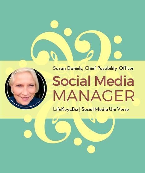 Social Media Manager #SocialMediaOptimization | ❤ Social Media Art ❤ | Scoop.it