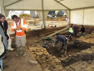Chasné-sur-Illet. Un site archéologique exceptionnel - Chasné-sur-Illet - Cultures - Patrimoine - ouest-france.fr | L'actu culturelle | Scoop.it