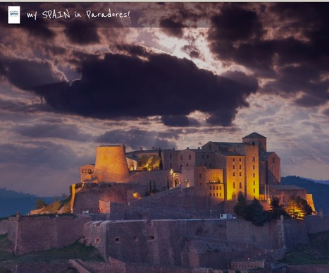 my SPAIN in Paradores! | Meetings, Tourism and  Technology | Scoop.it