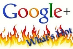What's Hot On Google+ And Why It's Brilliant | Media Tapper | GooglePlus Expertise | Scoop.it