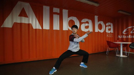 Chinese E-commerce Giant Alibaba Files For IPO | Xposed | Scoop.it