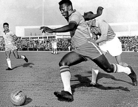 Top 10 Brazilian footballers of all time | Football Fever | Scoop.it