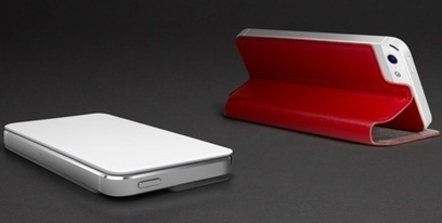 SurfacePad : la Smart Cover des iPhone | INFORMATIQUE 2014 | Scoop.it