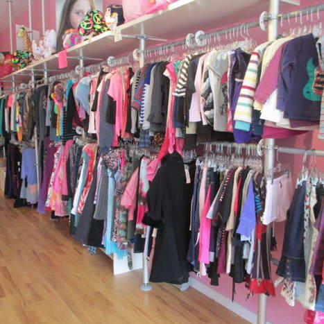 Children's consignment shop offers fashion for less - Glencoe News | Tips on Buying Children's Clothes Online | Scoop.it