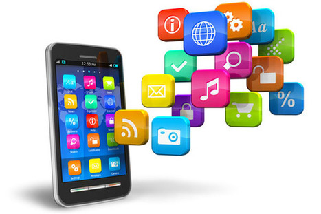 Mobile Users Prefer Apps Over Mobile Web | New Digital Media | Scoop.it