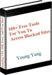 Book Giveaway: 100+ Free Tools For You To Access Blocked Sites | Internet Freedom | Scoop.it