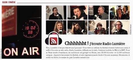 Radio Lumiere, encore et toujours plus écoutée pour l'édition 2012   Moustic.fr   Radio 2.0 (En & Fr)   Scoop.it