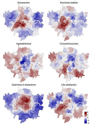 Which area of London suits your personality? - Telegraph | Feed | Scoop.it