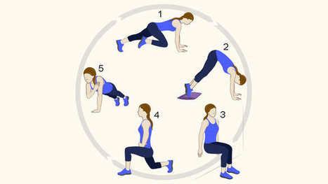 The Quick Workout That Helps You Avoid Winter Bod | SELF HEALTH | Scoop.it