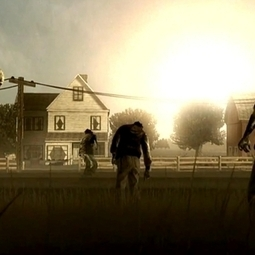Tales Of The Unexpected: The Strange Success Of The Walking Dead | relevant entertainment | Scoop.it