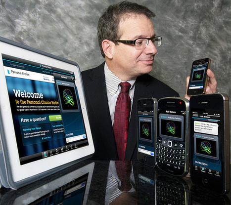 IBM wants to put the power of Watson in your smartphone | Amazing Science | Scoop.it