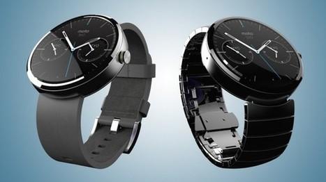 Motorola dévoile la Moto 360, sa montre élégante connectée sous Android Wear | testmed | Scoop.it