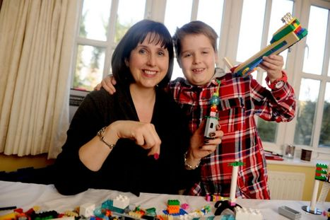 Therapist encouraging top business executives to play with Lego | Lego Serious Play | Scoop.it