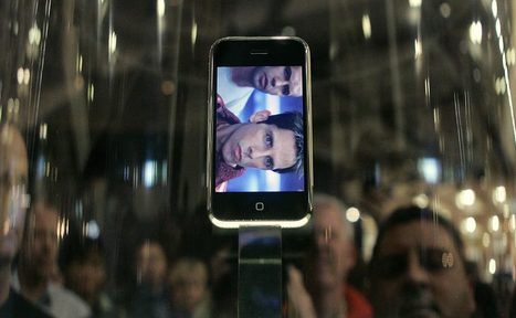 Images: The evolution of the iPhone over time | Firstpost | Losing my Religion | Scoop.it