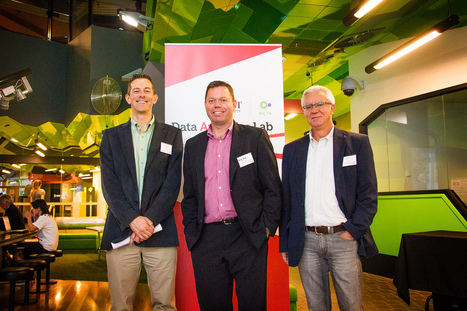 Big data lab to bring industry, top researchers together and boost Australian digital economy | RMIT Computer Science & IT - tech news and ICT updates | Scoop.it