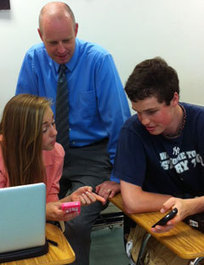 Using Smartphones in the Classroom | Learning, Teaching & Leading Today | Scoop.it