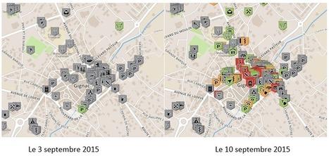 AgroTIC » La contribution des étudiants AgroTIC 2015 à OpenStreetMap | Cartes libres et médiation numérique | Scoop.it