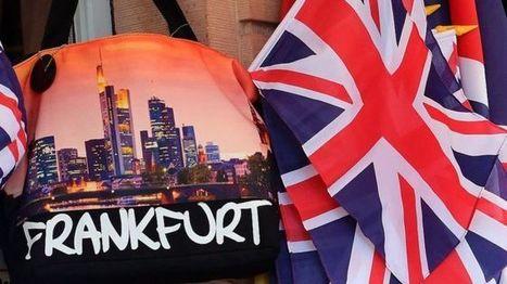 EU referendum: Frankfurt poised for a Brexit boom - BBC News | Economics in Education | Scoop.it