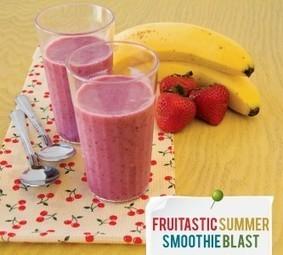 Spend Smart. Eat Smart. » Fruitastic Summer Smoothie Blast | Nutrition, Food Safety and Food Preservation | Scoop.it