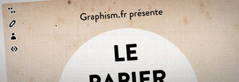 Le papier est mort - Geoffrey Dorne | Calligraphy | Scoop.it