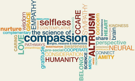Mission & Vision › The Center for Compassion and Altruism Research and Education ‹ | Mindfulness & The Mindful Leader | Scoop.it