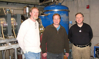 Creating positron detector: ISU physicists help test prototype of device that could go into space | Nuclear Physics | Scoop.it