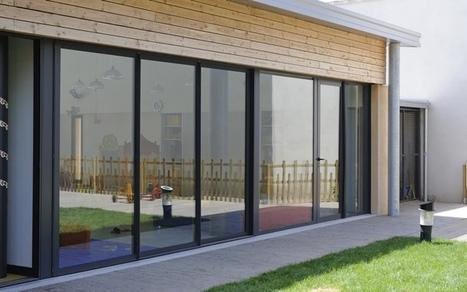 La bi-coloration: et si vos fenêtres se faisaient une beauté? | Bien comprendre et choisir ses menuiseries | Maisons BBC RT2012 | Scoop.it