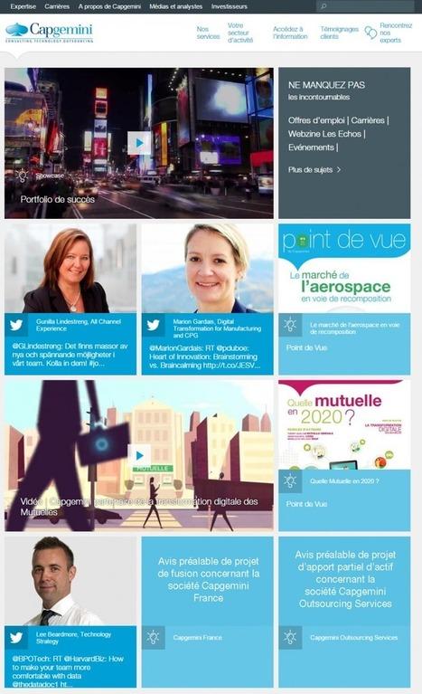 Les salariés comme ambassadeurs sur les réseaux sociaux : 3 exemples concrets de marques | Institut Pellerin - Formation Réseaux Sociaux Sur Mesure | François MAGNAN  Formateur Consultant | Scoop.it
