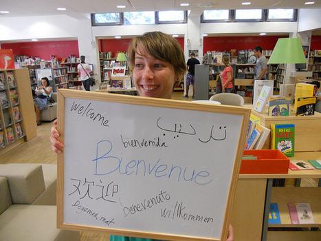 Des livres d'auteurs autopubliés prêtés en bibliothèque : la porte s'ouvre | LibraryLinks LiensBiblio | Scoop.it
