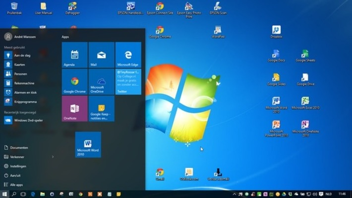 Edu-Curator: Mijn laptop draait nu op Windows 10..! | Educatief Internet - Gespot op 't Web | Scoop.it