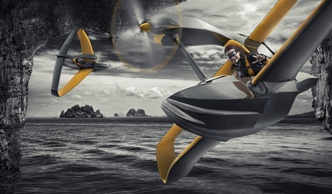 FlyNano carbon fibered flier weighs less than you do « GrabCAD Blog | Finland | Scoop.it