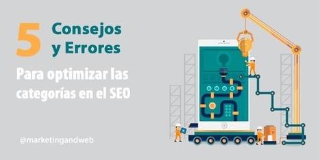 Cómo optimizar las categorías para el SEO | Social Media | Scoop.it