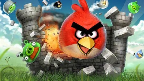 The world's largest Angry Birds theme park! | Finland | Scoop.it