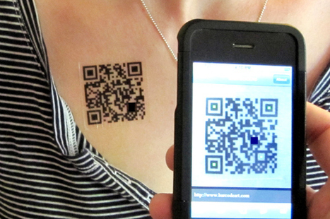 Chrome extension reads QR codes right from your browser - AGBeat   Technology and Education Resources   Scoop.it