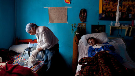 In Mexico, a Healer Who Asks for Nothing in Return | The Joy of Mexico | Scoop.it