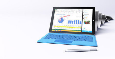 Surface Pro 3: Three times a charm? - Your Tech Security | computers | Scoop.it