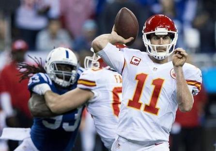 Chiefs face decision on quarterback Alex Smith - KansasCity.com | Sports Ethics: Palmer-Scott, P. Coaching Dilemmas. | Scoop.it