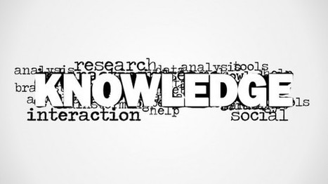 Knowledge Word Cloud Picture for PowerPoint - SlideModel   PowerPoint Presentations   Scoop.it
