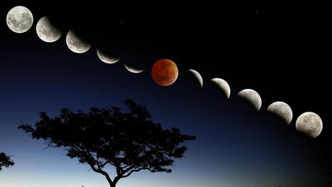 U.S. in prime position to see full lunar eclipse Tuesday | Miscellaneousss | Scoop.it