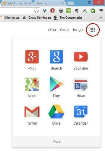 Google Chrome update: How to access apps and recently closed tabs - PCWorld | Chrome Apps | Scoop.it