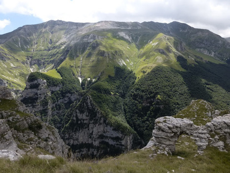Escursioni nelle Marche: Gola dell'Infernaccio, Antro della Sibilla e Cengia delle Ammoniti | Le Marche un'altra Italia | Scoop.it