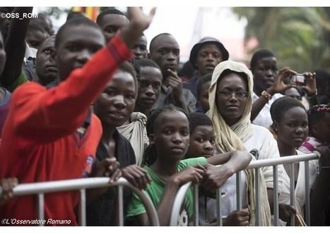 Pápež v tvíte ďakuje Ugande za jej veľkodušnosť k utečencom | Správy Výveska | Scoop.it