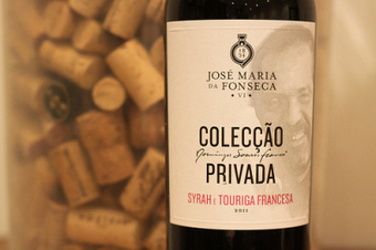 Colecção Privada DSF Syrah e Touriga Francesa 2011 | @zone41 Wine World | Scoop.it
