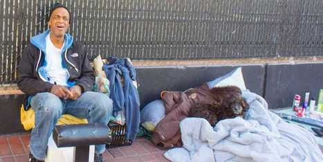 Homeless Near Twitter Headquarters - Business Insider | Poverty_Assignment (Haziq Safiy) | Scoop.it