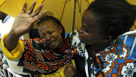 ¿Por qué el mundo se estremece por el siniestro de Germanwings pero ignora la masacre de Kenia? - RT | Curriculum, Tecnología y algo más | Scoop.it