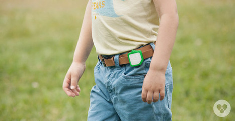 Findster's GPS Tracker Locates Missing Kids Or Pets, Without A Monthly Fee | TechCrunch | Findster | Scoop.it