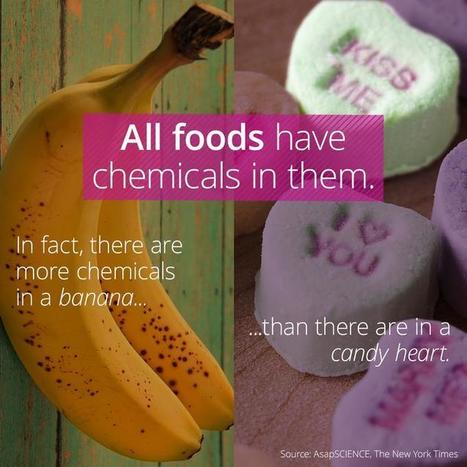 No Food Is Chemical-Free | FOOD? HEALTH? DISEASE? NATURAL CURES??? | Scoop.it