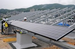 Japan is now the world's largest solar market in the world in the aftermath of Fukushima | frontpoint security reviews | Scoop.it